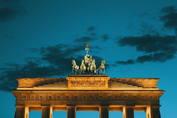 Germany Gate of berlin